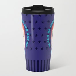 Heroes Travel Mug