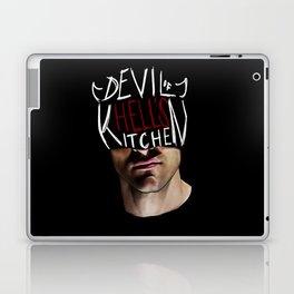 The Devil of Hell's Kitchen Laptop & iPad Skin