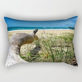 Summer Holiday Rectangular Pillow
