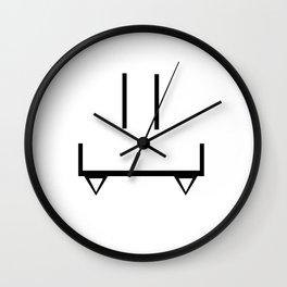 Meli vamp Wall Clock