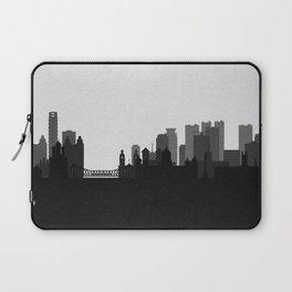 City Skylines: Kolkata Laptop Sleeve
