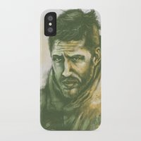"""mad max iPhone & iPod Cases featuring Mad Max by Barbara """"Yuhime"""" Wyrowińska"""