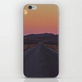 Full Moon Fever iPhone Skin