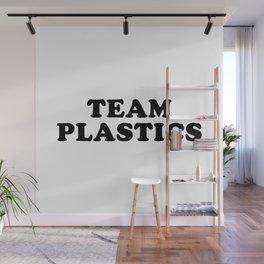 TEAM PLASTICS Wall Mural