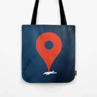 Pinned Tote Bag