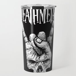 Death Metal Travel Mug