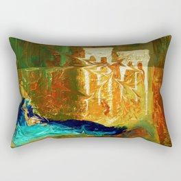Ancient Fall Rectangular Pillow