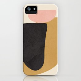 Abstract Shapes 34 iPhone Case