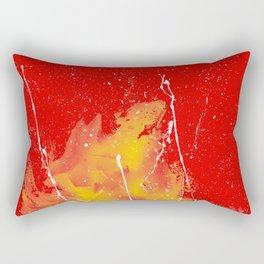 Explosion of colors_5 Rectangular Pillow