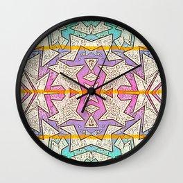 hallucination Wall Clock