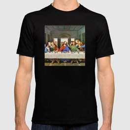 Da Vinci - The Last Supper T-shirt