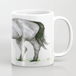 Friendly Horse Coffee Mug