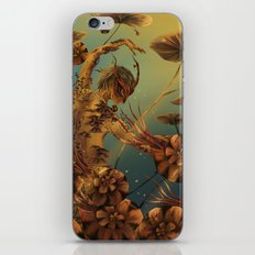 the Thing  iPhone & iPod Skin