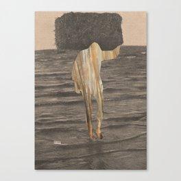 el viaje Canvas Print