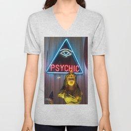 PSYCHIC Unisex V-Neck