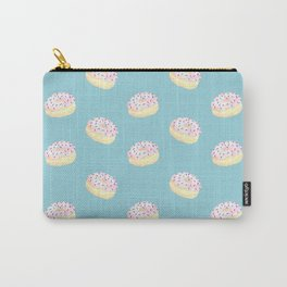 Pink Donuts! Carry-All Pouch
