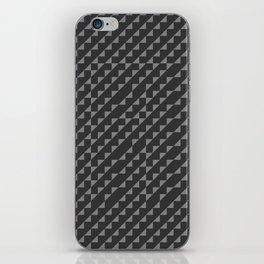 Typoptical Illusion A no.1 iPhone Skin