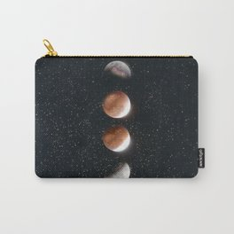 Phases of the Moon II Carry-All Pouch