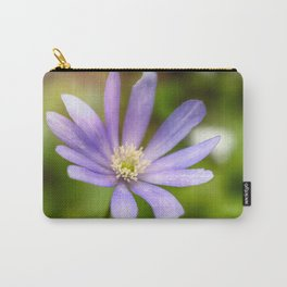 The Flower Eaten Carry-All Pouch