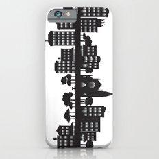 Park Slope Skyline (B&W) iPhone 6s Slim Case