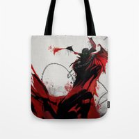 spawn Tote Bags featuring Spawn by Scofield Designs