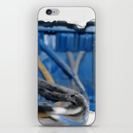 Wire Box iPhone Skin