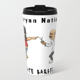 The Hairyan Nations Travel Mug