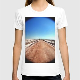 Road to Mud Pots T-shirt
