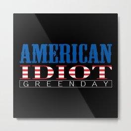 American Idiot Metal Print
