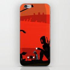 (Tea Parties are) DeadCOOL iPhone & iPod Skin