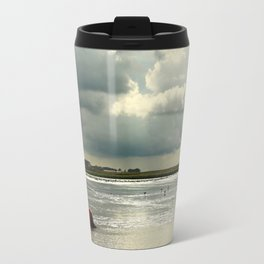River Scene Travel Mug