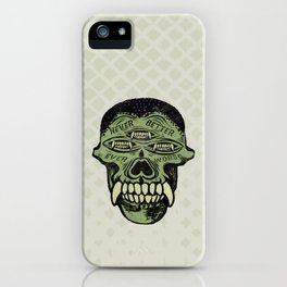 never better iPhone Case