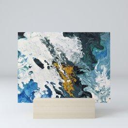 Sleeping Satellte Mini Art Print