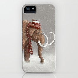 The Ice Age Sucked iPhone Case