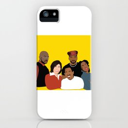Marrtttiinnnn - Classic TV iPhone Case