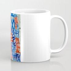 Abstract Urban Mural Mug