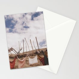 clothes-pegged  Stationery Cards