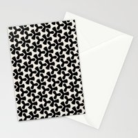 Van Klaveren Pattern Stationery Cards
