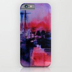 BOSTON 4 - RED Slim Case iPhone 6s