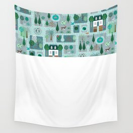 How Does Your Garden Grow Wall Tapestry