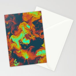 DAY LIGHT AND BAD DREAMS IN A COOL WORLD FULL OF CRUEL THINGS Stationery Cards