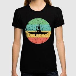 Kayaking Vintage Retro Kayak T-shirt