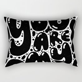 you are my fave Rectangular Pillow