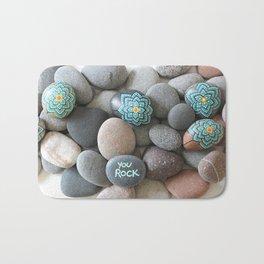 You Rock Bath Mat
