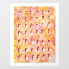 Bring It On Home Art Print