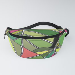 Psychedelic Summer Fanny Pack