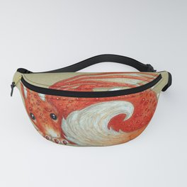 Baby Red Dragon Fanny Pack