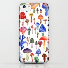 Magic Mushrooms Slim Case iPhone 5c