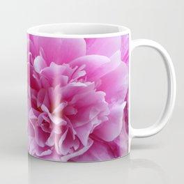 Peony with blooming prosperity Coffee Mug