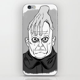 FESTER ADDAMS - THE ADDAMS FAMILY iPhone Skin